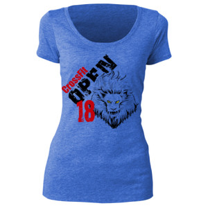 Womens Crossfit Open Front and back